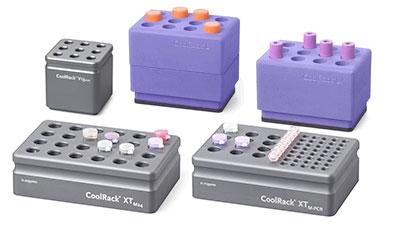 CoolRack - Röhrchenhalterungen