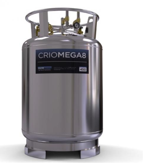 CrioMEGA 8