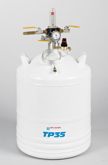 TP - integrierter Druckaufbau