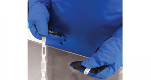 Waterproof Cryo-Grip Gloves unterarmlang