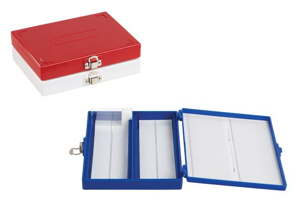 True North Objektträger-Box