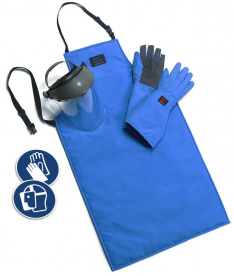 Cryo-Grip Schutz Set schulterlang