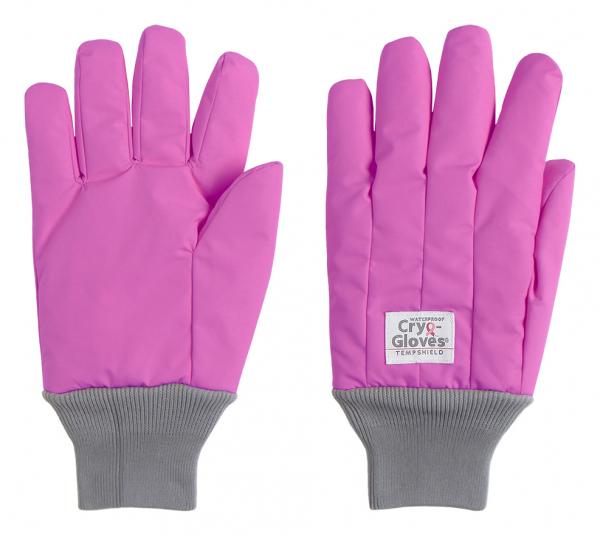 Pink WP Cryo-Gloves® handgelenklang