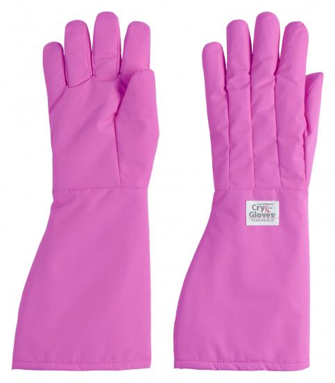 Pink WP Cryo-Gloves® ellbogenlang