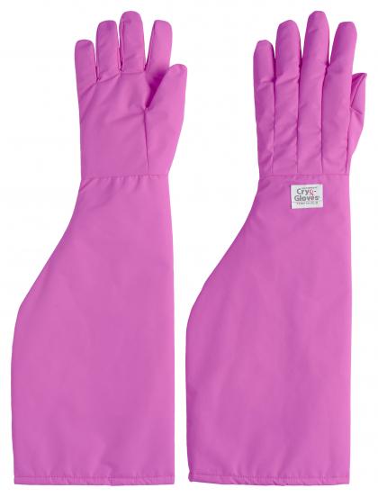 Pink WP Cryo-Gloves® schulterlang
