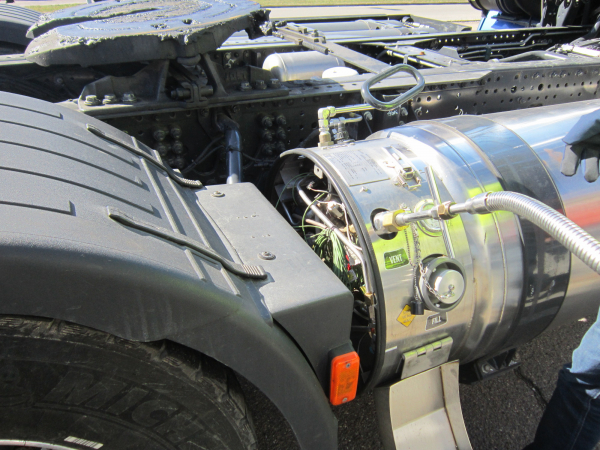 LNG Schutz Set Advanced
