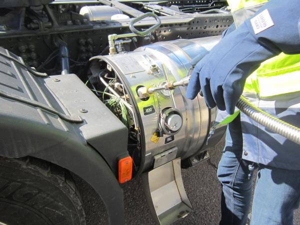 LNG Schutz Set Standard
