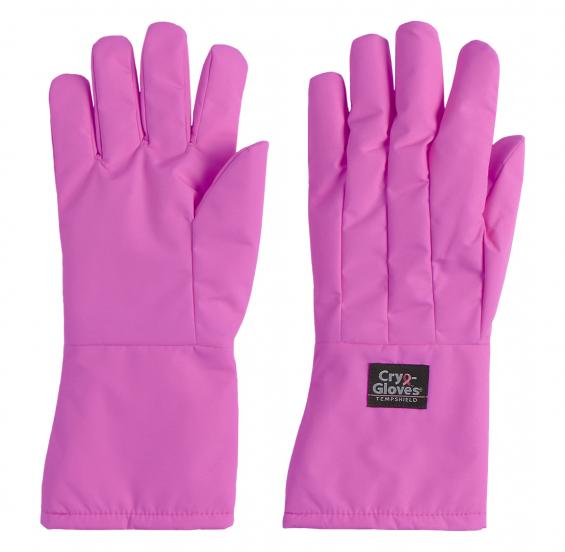 Pink Cryo-Gloves® unterarmlang