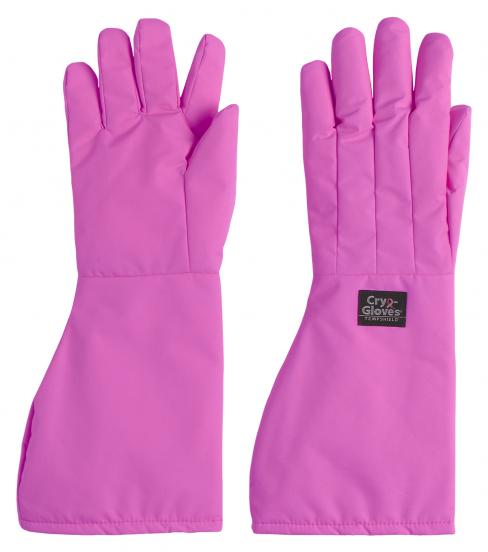 Pink Cryo-Gloves® ellbogenlang