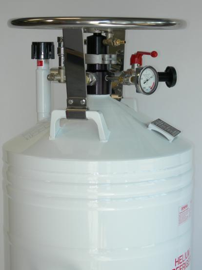 RH Helium-Behälter