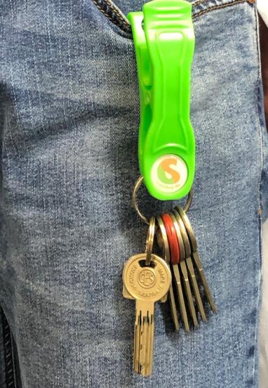 Handschuhhalter - Glove Clip