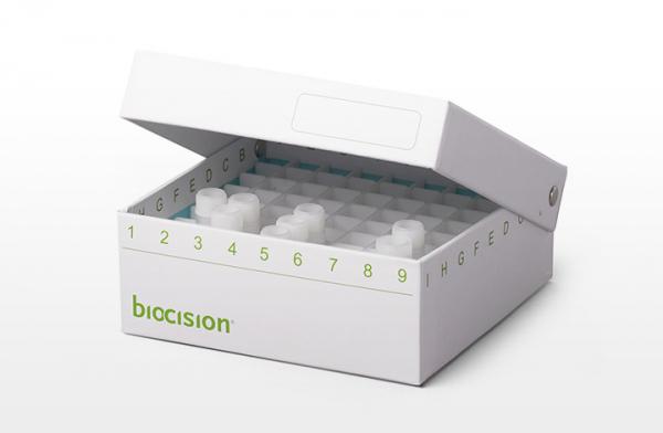 TruCool® Cryoboxes, 50 Stück