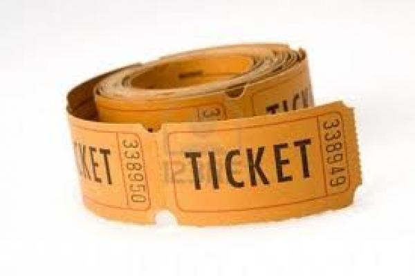 Ticket für allgemeine Unterweisung