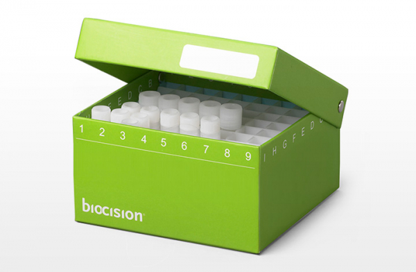 TruCool® Cryoboxes, 3-inch