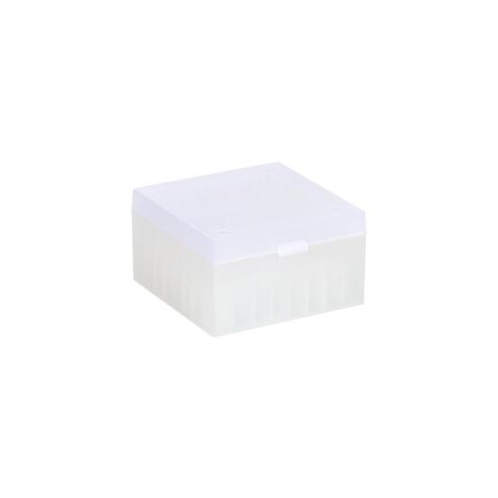 Höhere Cryo-Box ohne Raster, Boxhöhe 75 mm