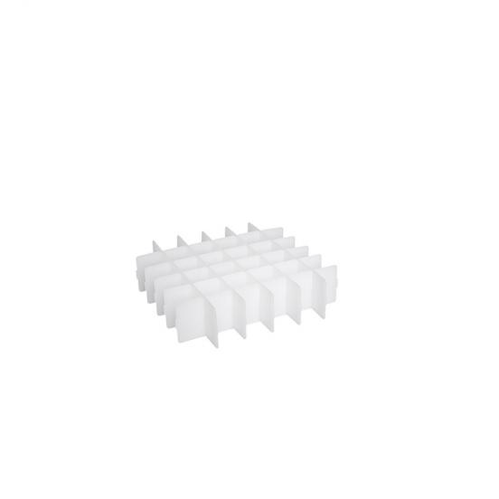 Rastereinsatz für Cryo-Boxen, 133x133x30 mm