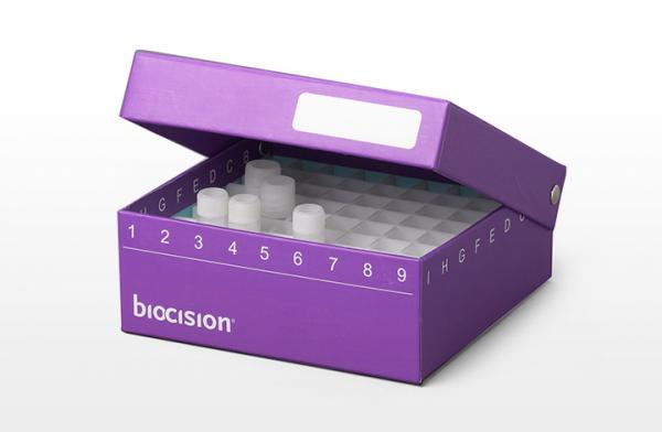 TruCool® Cryoboxes für LN2