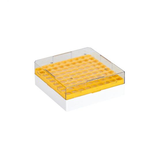 Cryo-Boxen mit 9x9 Raster