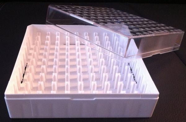 Cryo-Box mit 10x10 Raster - SONDERAKTION