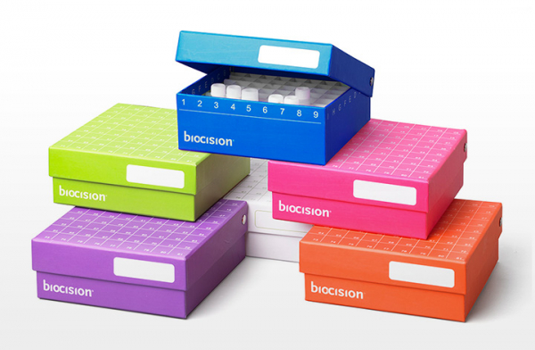 TruCool® Cryoboxes, 5 Stück