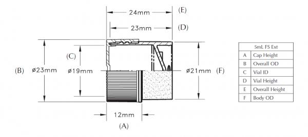 Kryo-Geweberöhrchen- CryoELITE Tissue Vial