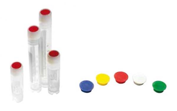 Farbcodierer für Kryoröhrchen