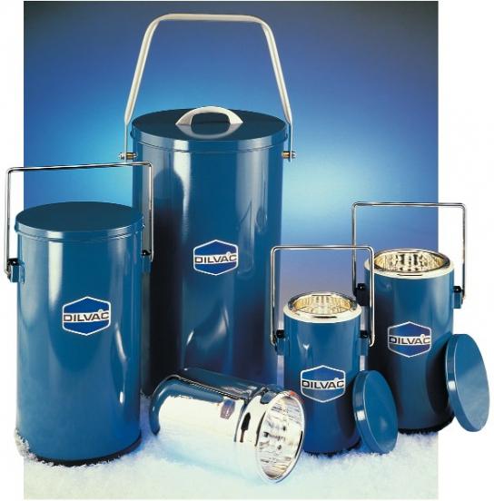 Dewar emaillierter Stahl, 4,5 Liter